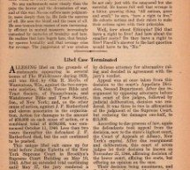 Carta de Olin Moyle Para J. F. Rutherford