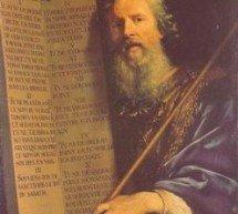 Moisés escreveu o Pentateuco?