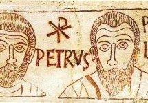Tábua cronológica da história do cristianismo – o primeiro século