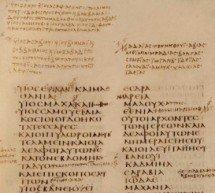 Um estudo sobre alguns códices antigos