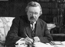 Chesterton: isto não é gay e nem é casamento!
