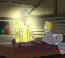 South Park e os mórmons – o anjo Morôni