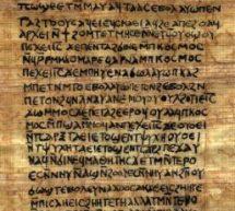 Leitor pergunta sobre o Didaquê