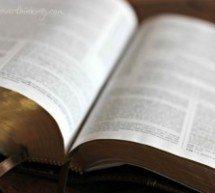 5 coisas interessantes e esquecidas sobre a Bíblia