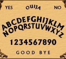 O tabuleiro Ouija é inofensivo?