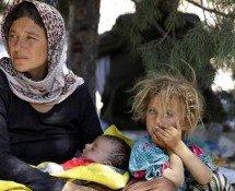 """Mulheres e crianças sofrem """"estupros bárbaros"""" pelos jihadistas do ISIS"""