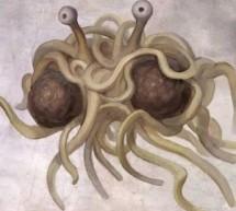 Bule de chá celestial, Monstro do Espaguete Voador e outros argumentos ateus idiotas