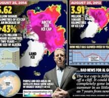 Bomba: Nova imagem liberada comprova que o aquecimento global é uma farsa