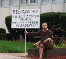 Será que a religião causa guerras?