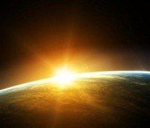 Como pôde existir luz antes do sol?