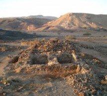As datas do Antigo Testamento para o reino de Edom são confirmadas pela arqueologia