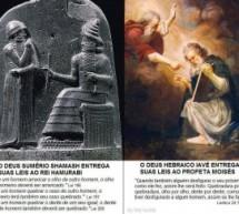 Moisés foi um plagiador? O direito mosaico e os códigos de leis do Antigo Oriente Médio