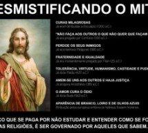 """Resposta a poster ateu: """"Desmistificando o mito"""""""