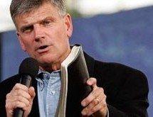 Graham aos muçulmanos: Peguem sua Lei da Sharia e voltem de onde vocês vieram!