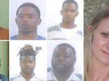 17 bandidos negros são presos por queimarem viva uma mulher branca. A mídia esquerdista fica em silêncio