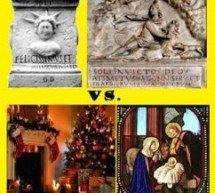 É verdade que a data do Natal (25 de dezembro) é de origem pagã?