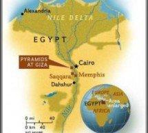 Arqueologia bíblica – Introdução ao Egito
