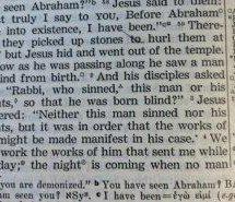 O Novo Testamento das testemunhas de Jeová