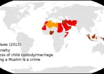 Perseguições de cristãos em países muçulmanos